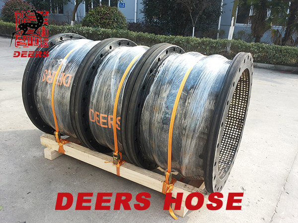 Ceramic expansion joint dredge accessories at
